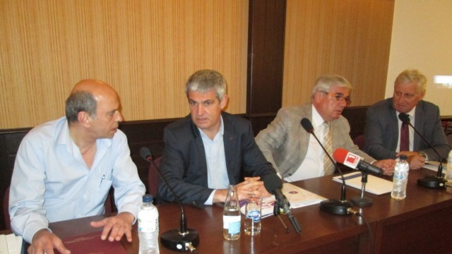 Лидерът на КНСБ в Плевен: В България е дошло време разделно