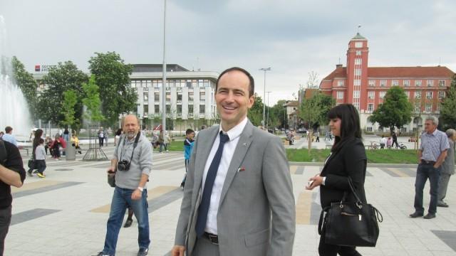 Евродепутатът Андрей Ковачев в Плевен: Страната ни е остров на стабилност