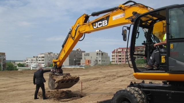Плевен: Започна изграждането на новото тролейбусно депо