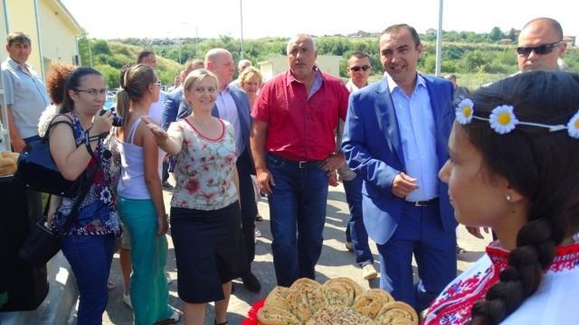 Нова пречиствателна станция и площад откриха в Луковит