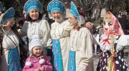 Канят на Руска масленица на 22 февруари в Градската градина в Плевен