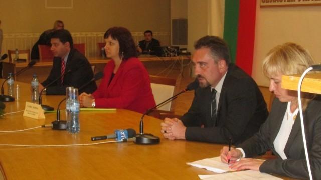 Общинският съвет на  Плевен избра за председател Мартин Митев