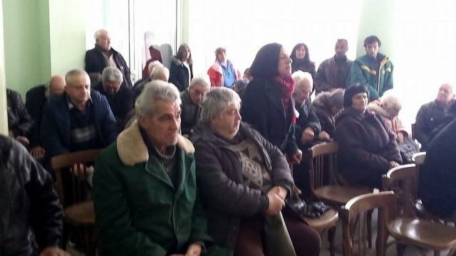 Шефът на полицията в Плевен се срещна с жителите на Муселиево