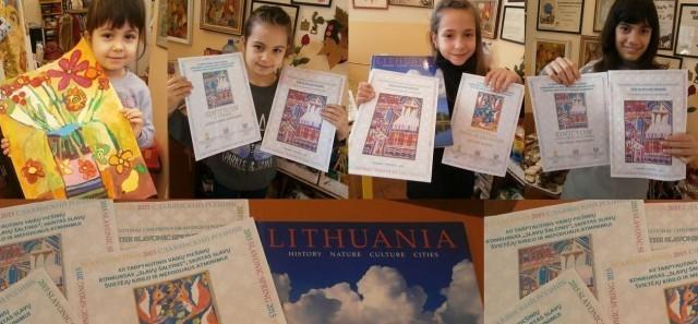 Престижни награди за Плевен от Литва