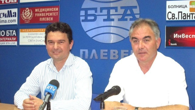 Официално: Реформаторският блок подкрепи Георг Спартански за кмет на Плевен