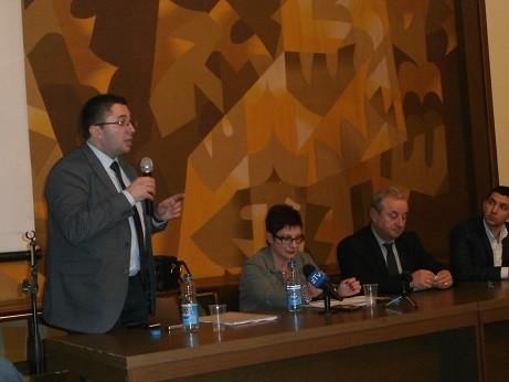 Николай Нанков в Ловеч: За първи път имаме ремонт на частна собственост с публични средства и това е програмата за саниране