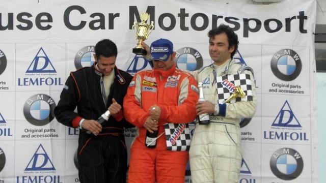 Подиум за Росен Даскалов в Гърция и трето място в България