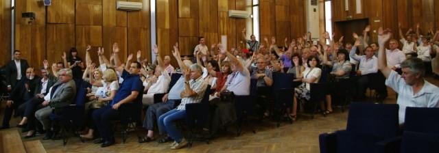 От ГЕРБ – Плевен номинираха кандидати за общински съветници