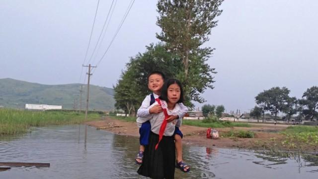 ООН: 3/4 от населението на Северна Корея няма какво да яде /СНИМКИ/