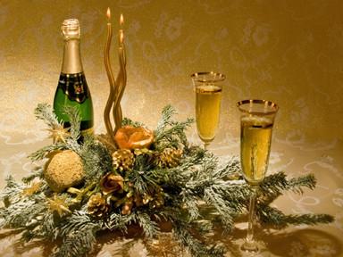 Кулинарни рецепти с шампанско