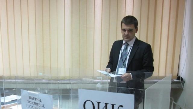 ОИК-Плевен утвърди списък с резервни членове за СИК-овете в община Плевен