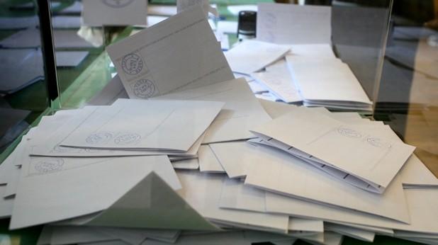ОИК-Плевен: Георг Спартански с 58,85%, според междинно преброяване към 21.35 часа