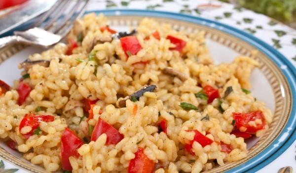 Ориз с чушки по пакистански