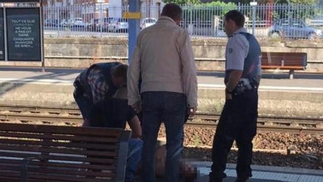 Нападателят във влака Амстердам-Париж отрича да е терорист