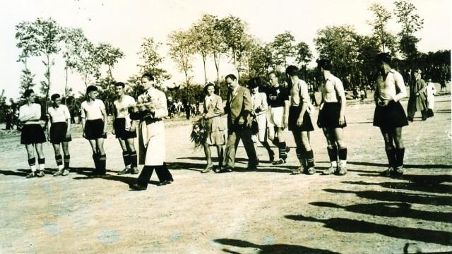 Сватбени мачове на плевенския стадион