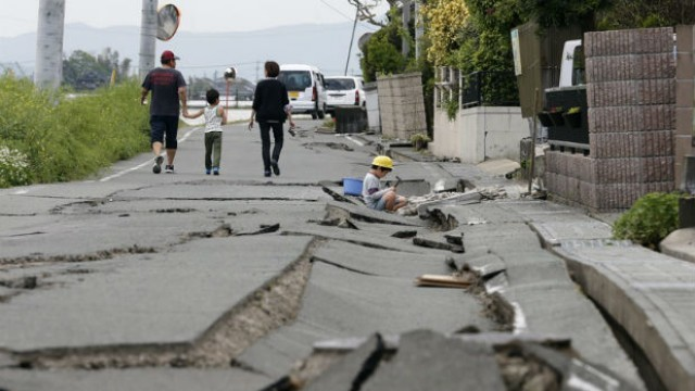 Нов трус в Япония - 5,3 по Рихтер, сеизмолозите успяха да предупредят