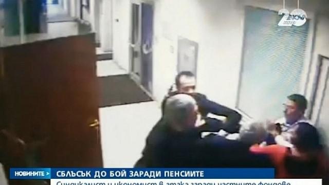 Владимир Каролев и Пламен Димитров се сбиха