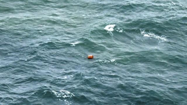В Яванско море откриха врата на самолет и пързалка за евакуация
