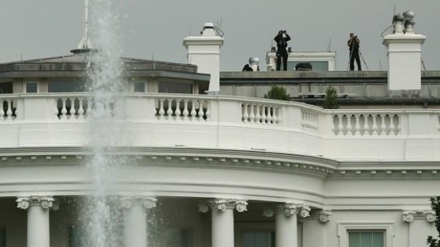 """""""Сикрет сървис"""" засече дрон да влита на територията на Белия дом"""