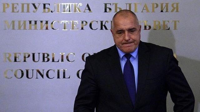Борисов за оставката на Вучков: Ченгеджийски номера в стратегически ден. Това ли заслужавам?