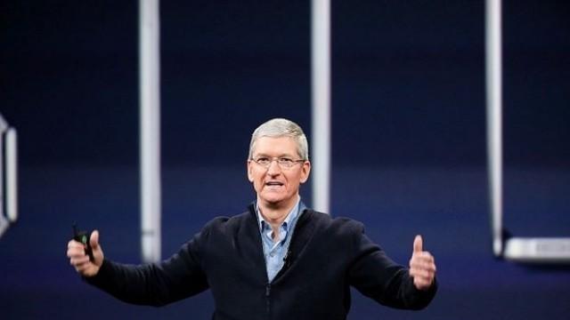 Шефът на Apple дава цялото си състояние за благотворителност