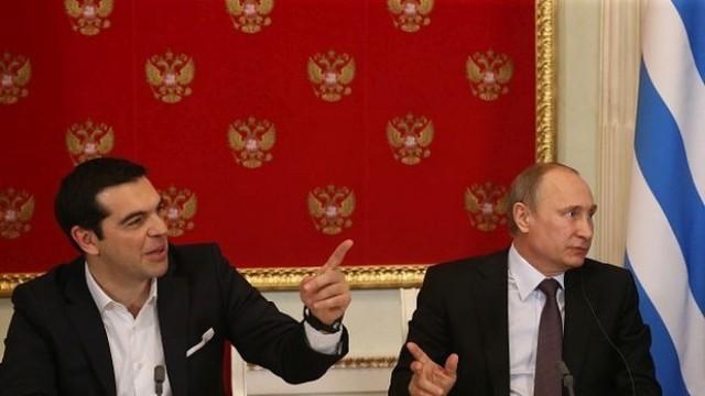 """Русия дава на Гърция до 5 млрд. евро предплата за """"Турски поток"""