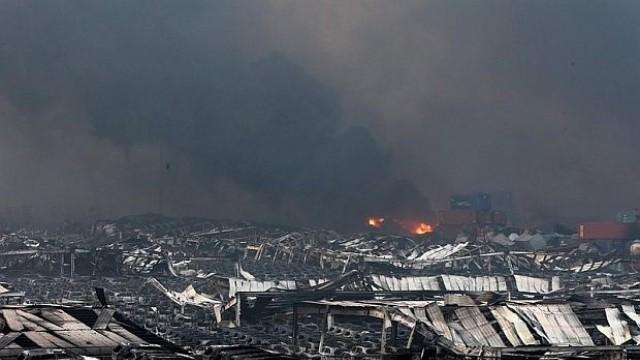 Тийнейджърка измамила над 3000 интернавти, използвайки експлозиите в Тянцзин