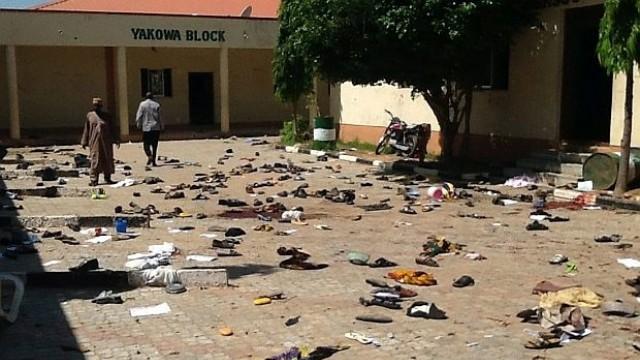 Момиче се взриви на автобусна спирка в Нигерия, най-малко 15 убити