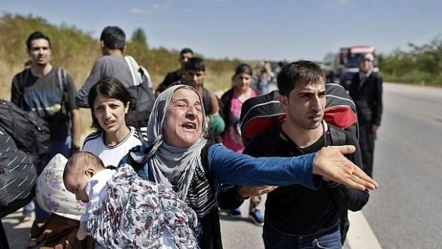 Истанбул и Одрин едва удържат 2 хиляди бежанци, тръгнали към България