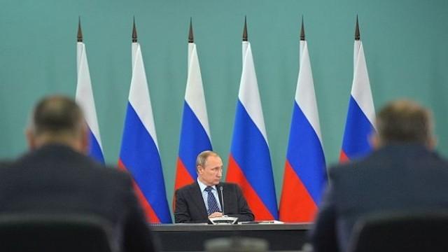 По грешка или не Руската телевизия излъчи кадри със секретно оръжие?