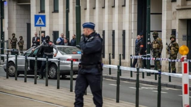 Във Франция предотвратен атентат, шестима арестувани в Брюксел