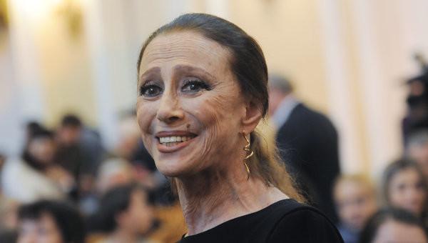Почина великата Мая Плисецкая