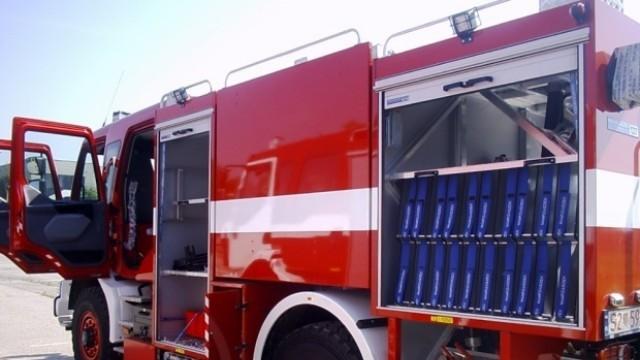 Плевен: Пожар изпепели 2200 бали сено