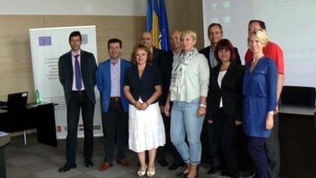 Ръководството на плевенската полиция участва в работна среща в Румъния