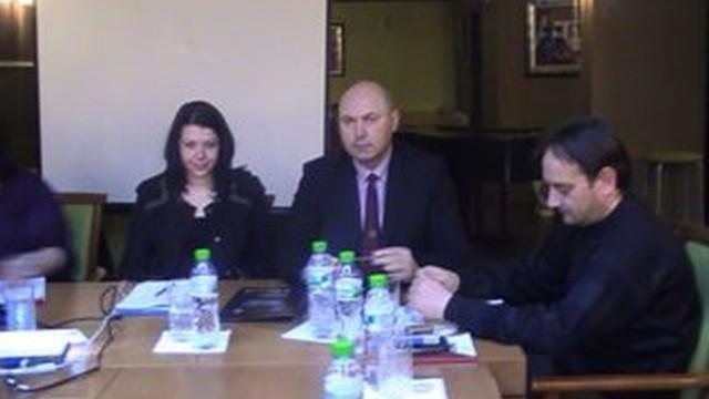 Регионален форум обсъди проблемите на сигурността в Плевен