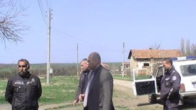 Полицията със строги мерки в Чомаковци