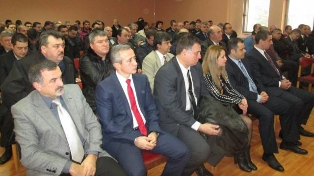 Осем служители на полицията в Плевен с награди от главния секретар на МВР