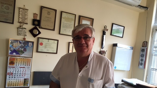 Проф. д-р Димитър Стойков: Сърдечносъдовите заболявания продължават да са най-честият убиец