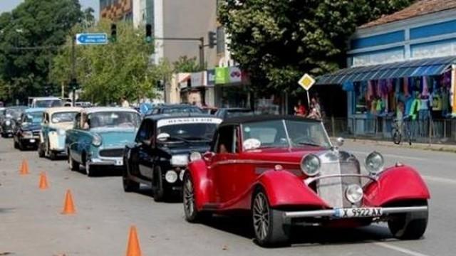 Русе: Вижте подробности за предстоящия парад на ретро автомобили