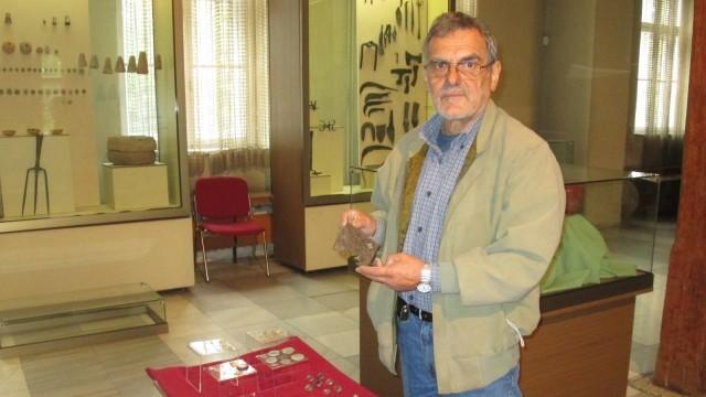 Плевен: Десетки спасени реликви показва Историческият музей
