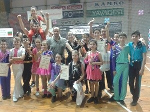 Ловеч: Роксмайл спечели 6 медала в различните състезателни класове в Пловдив