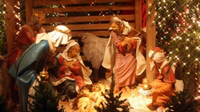 Само днес: Сцената на Рождество ще бъде изложена в центъра на Плевен