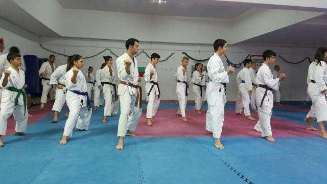 Плевен с национален семинар по Шотокан карате – до