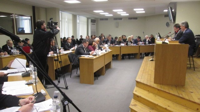 Приеха Бюджет 2016 на община Плевен