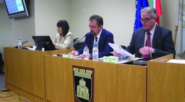 Плевен: Гласуваха бизнеспрограмите на осемте общински фирми