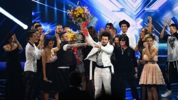 Славин е новият X Factor на България