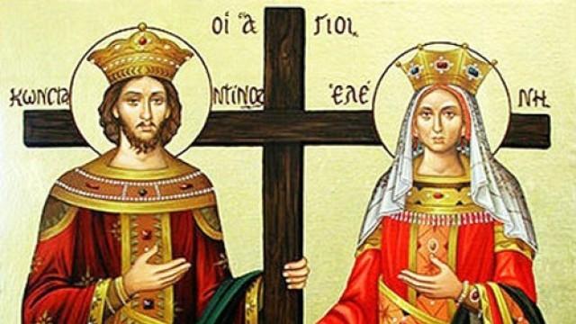 Плевен: Близо 2000 именици празнуват в деня на Св. Св. Константин и Елена