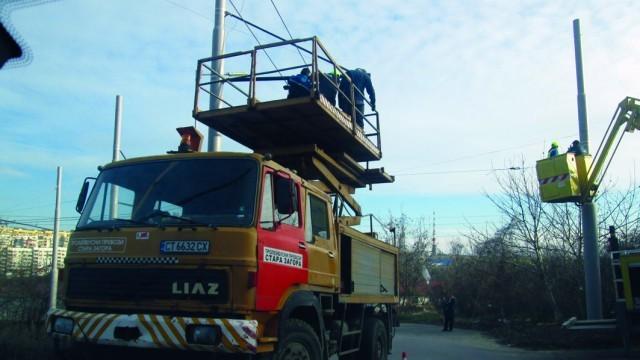 Плевен: И тази седмица променят движението в града заради ремонт на контактната мрежа