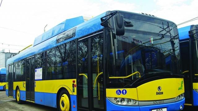Пускат 4-те нови тролейбусни линии в Плевен в първите месеци на 2016-а