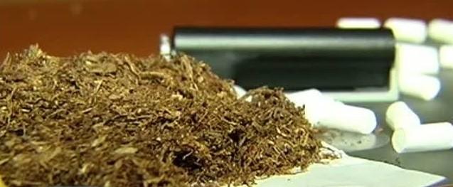 Иззеха над 45 кг. насипен тютюн в Плевен и Левски